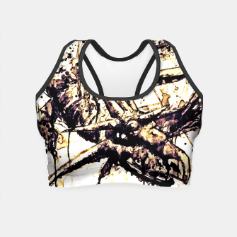 Thumbnail image of Dragon Crop Top, Live Heroes