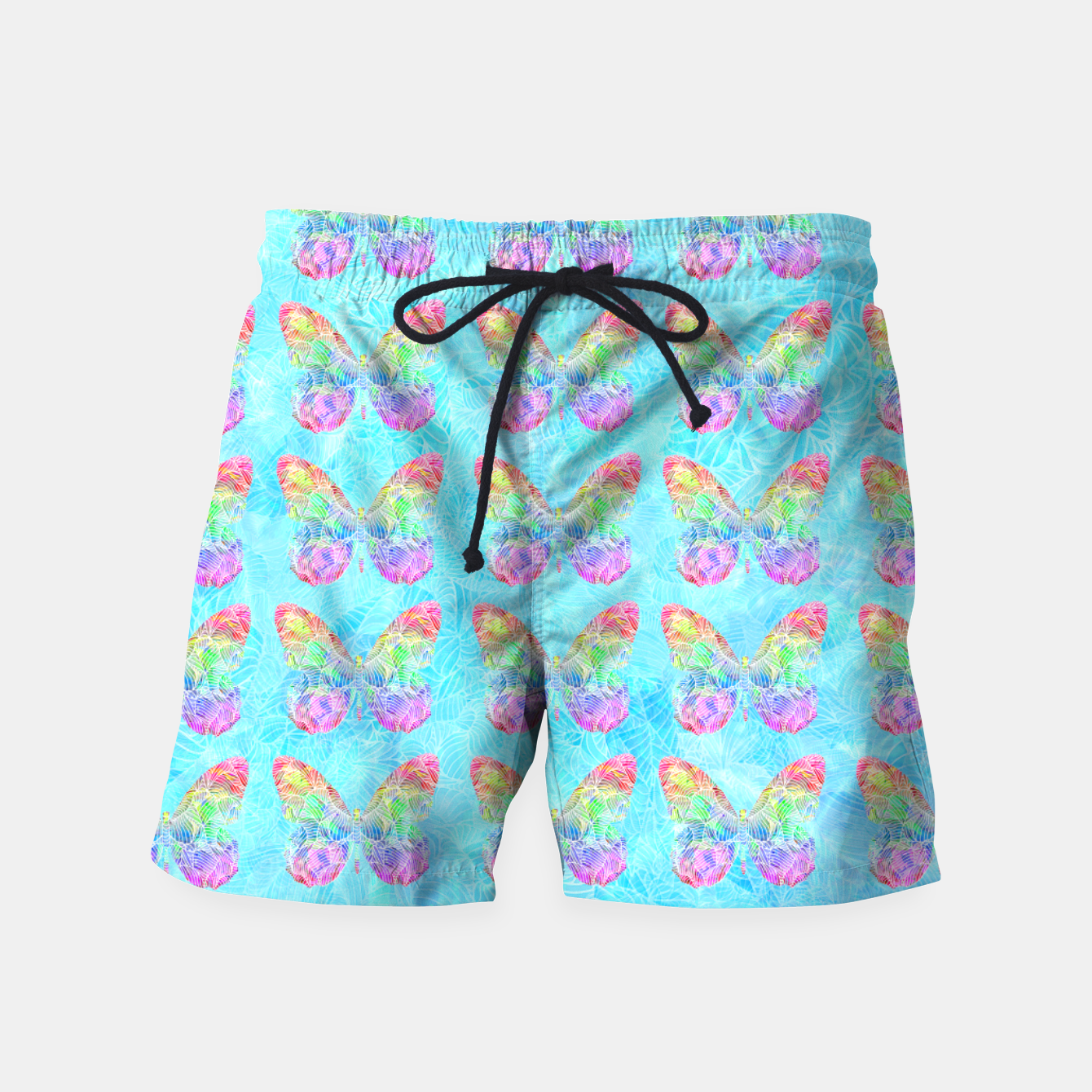 Image of btw Swim Shorts - Live Heroes