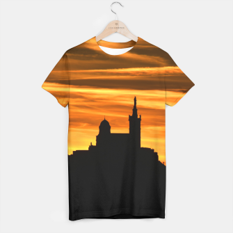 Thumbnail image of Shadow of the Sun T-shirt, Live Heroes