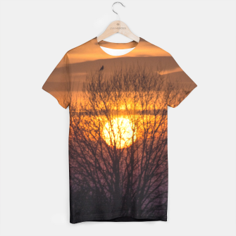 Thumbnail image of Tree of happiness  T-shirt, Live Heroes