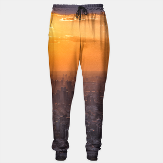 Thumbnail image of Tianjin City at Sunset Sweatpants, Live Heroes