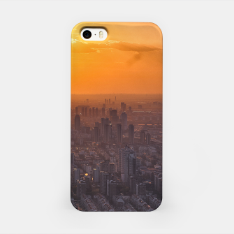 Thumbnail image of Tianjin City at Sunset iPhone Case, Live Heroes