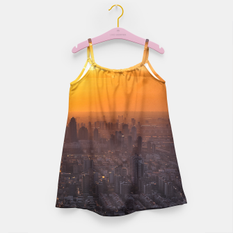 Thumbnail image of Tianjin City at Sunset Girl's Dress, Live Heroes
