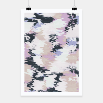 Miniatur Abstract, pastel color Affiche, Live Heroes