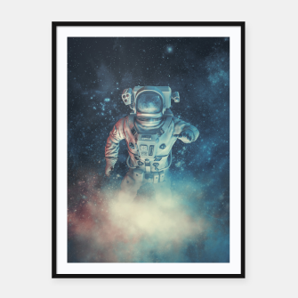 Imagen en miniatura de Into The Oort Cloud Framed poster, Live Heroes