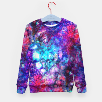 Thumbnail image of Nebulous Grunge  Kid's Sweater, Live Heroes