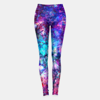 Thumbnail image of Nebulous Grunge  Leggings, Live Heroes