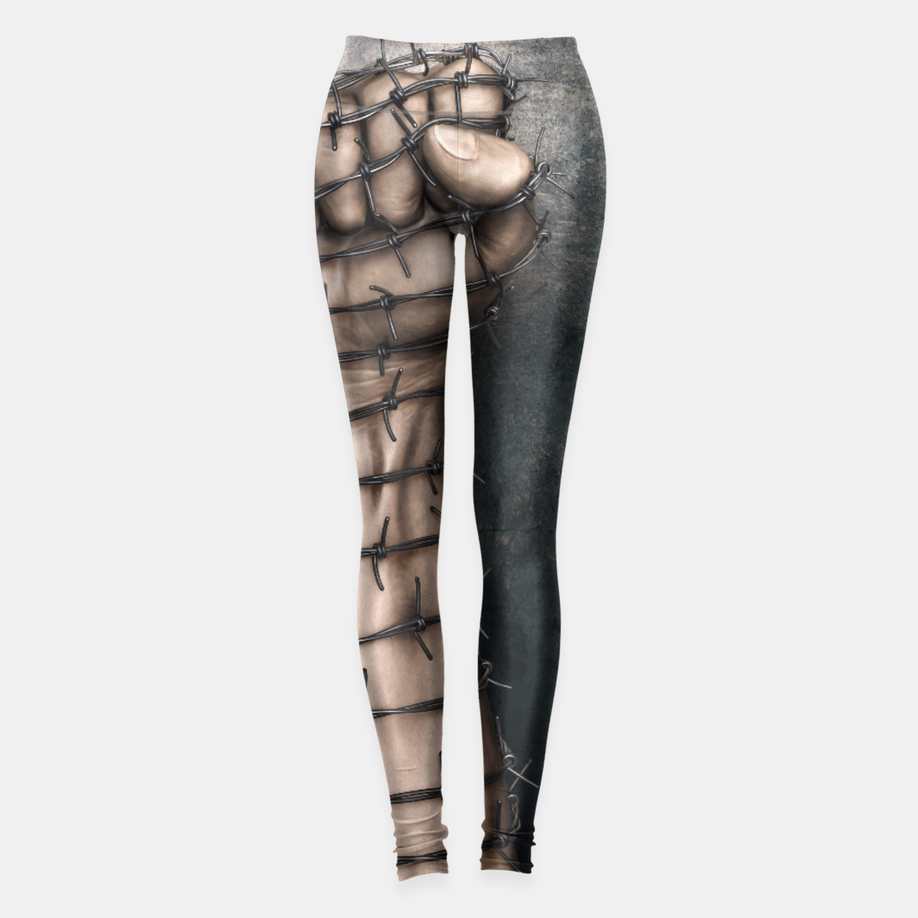 Image of Hard Religion Leggings - Live Heroes