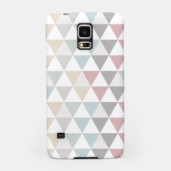 Thumbnail image of Geometric Pattern Wanderlust Pastel Samsung Case, Live Heroes