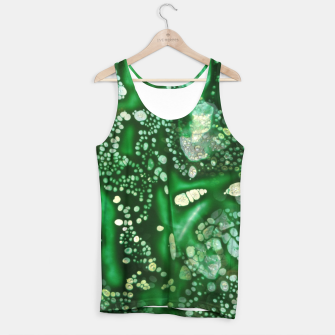 Thumbnail image of Emerald Green Tank Top, Live Heroes