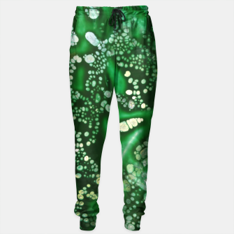 Thumbnail image of Emerald Bubbles  Sweatpants, Live Heroes