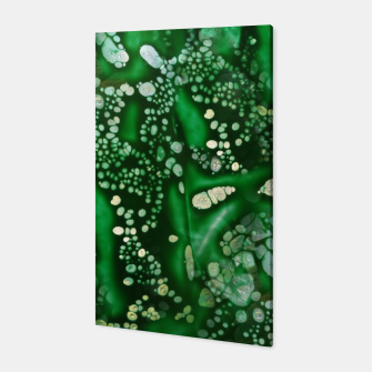 Thumbnail image of Emerald Bubbles  Canvas, Live Heroes