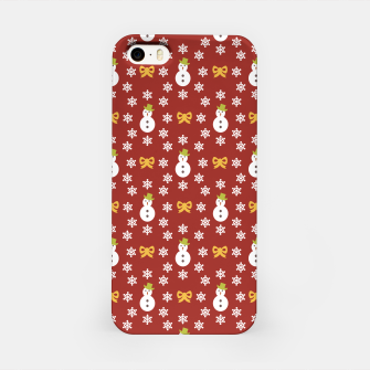 Thumbnail image of Tacky Christmas Jumper Design! iPhone Case, Live Heroes