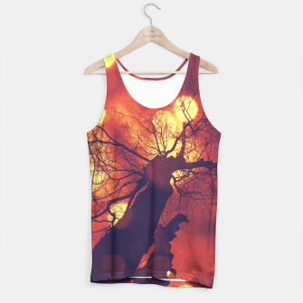 Miniaturka Red Misterious Sky Tank Top, Live Heroes