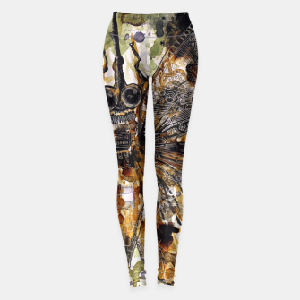 Thumbnail image of Corporation Fly Leggings, Live Heroes