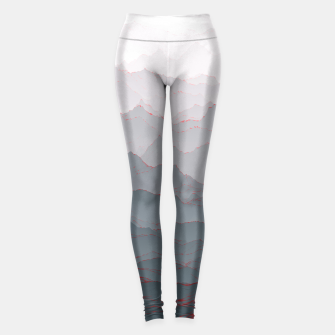 Thumbnail image of Mountains of Madness I Leggings, Live Heroes