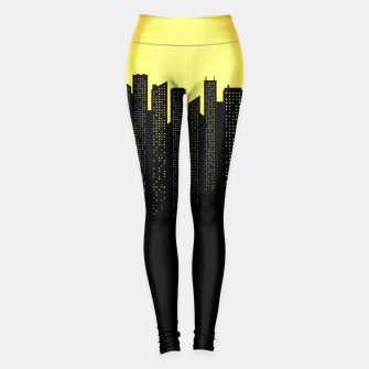 Thumbnail image of Bright Light Big City Leggings, Live Heroes