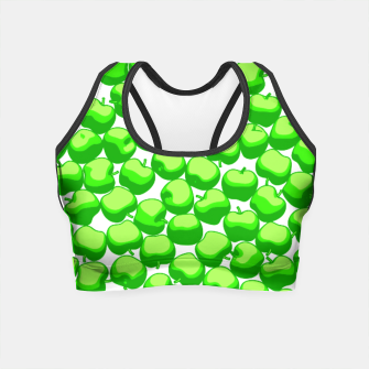 Thumbnail image of How Do You Like Them Apples Crop Top, Live Heroes