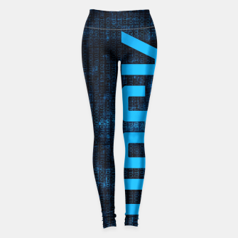 Thumbnail image of HACK Leggings, Live Heroes
