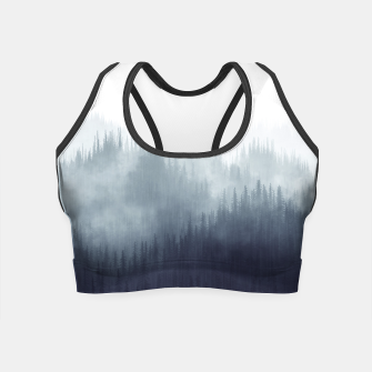 Thumbnail image of Forest Haze Crop Top, Live Heroes