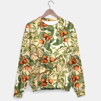 Thumbnail image of  Vintage Fruit Pattern Sweater, Live Heroes