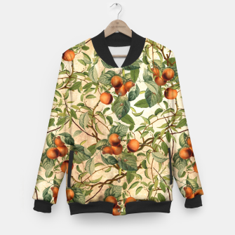 Thumbnail image of  Vintage Fruit Pattern Baseball Jacket, Live Heroes