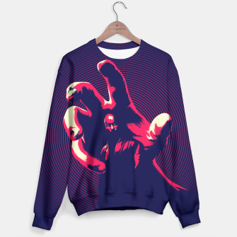 Thumbnail image of American Gods Sweater, Live Heroes