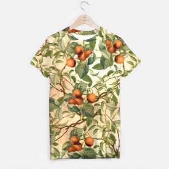 Thumbnail image of  Vintage Fruit Pattern T-shirt, Live Heroes