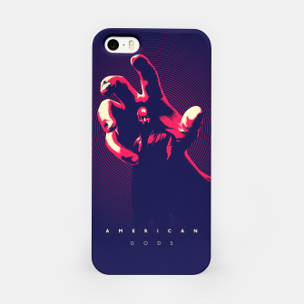 Thumbnail image of American Gods iPhone Case, Live Heroes