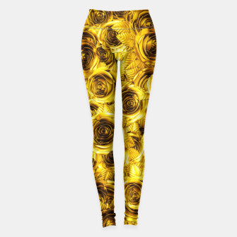 Miniatur Royal Flush Leggings, Live Heroes