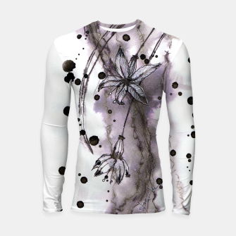 Thumbnail image of From Ink They Grow Longsleeve Rashguard , Live Heroes