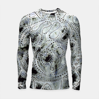 Thumbnail image of Somewhat Mystical Longsleeve Rashguard , Live Heroes