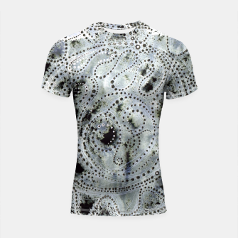 Thumbnail image of Somewhat Mystical Shortsleeve Rashguard, Live Heroes