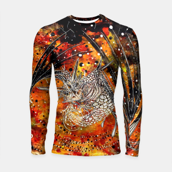 Thumbnail image of From the sun Longsleeve Rashguard , Live Heroes