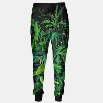 Thumbnail image of Green & Black Sweatpants, Live Heroes