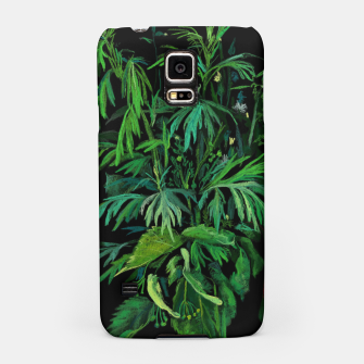 Thumbnail image of Green & Black Samsung Case, Live Heroes