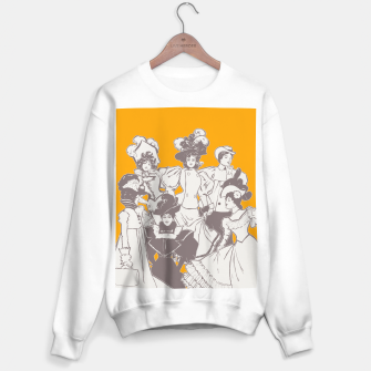 Thumbnail image of Vintage Ladies APRICOT Sweater regular, Live Heroes