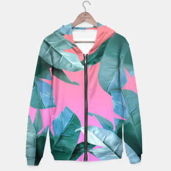 Thumbnail image of Tropical Dream Hoodie, Live Heroes