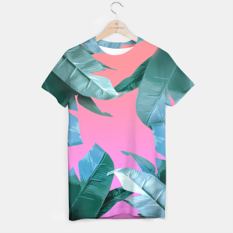 Thumbnail image of Tropical Dream T-shirt, Live Heroes