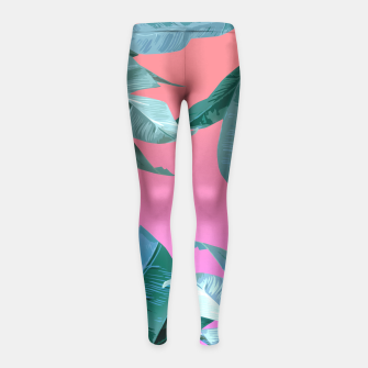 Tropical Dream Girl's Leggings thumbnail image