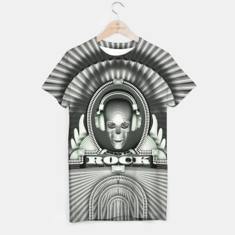 Thumbnail image of Currency of Rock T-shirt, Live Heroes