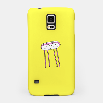 Thumbnail image of Hot Doggy Samsung Case, Live Heroes