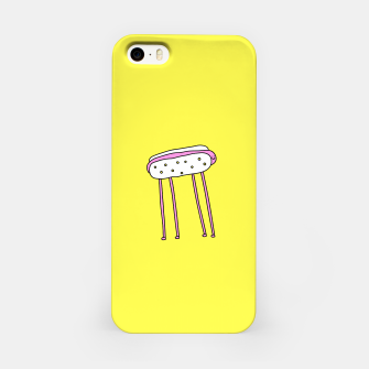 Thumbnail image of Hot Doggy iPhone Case, Live Heroes