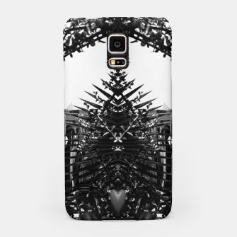 Garden Majorelle Marrakech Black and White Samsung Case thumbnail image