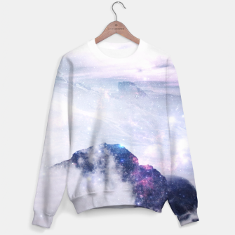 Thumbnail image of Space Mountain Sweater, Live Heroes