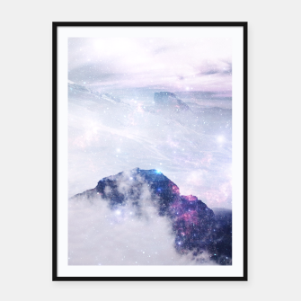 Miniature de image de Space Mountain Framed poster, Live Heroes