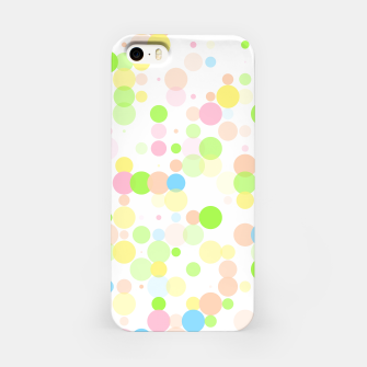 Thumbnail image of Pastel Polka Dots iPhone Case, Live Heroes