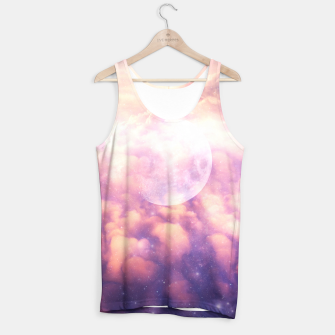 Thumbnail image of Space Clouds Tank Top, Live Heroes