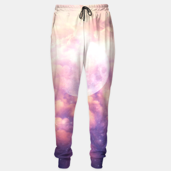 Thumbnail image of Space Clouds Sweatpants, Live Heroes