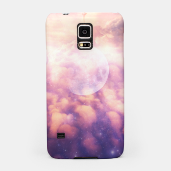 Thumbnail image of Space Clouds Samsung Case, Live Heroes